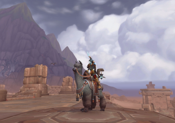 Reins of the Elusive Quickhoof mount