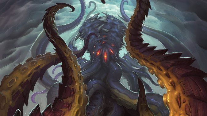 The Old God N'Zoth
