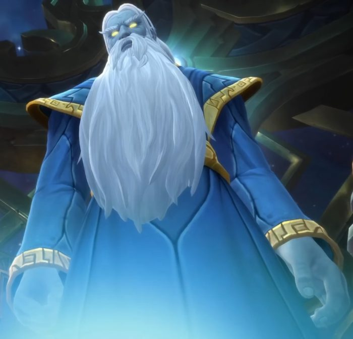 Aman'THul, the Highfather of the Pantheon