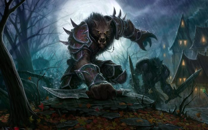world of warcraft lore facts worgen